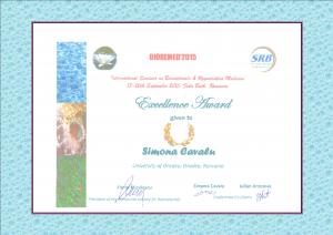 EXCELENCE AWARD 2015